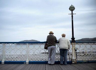 Pensioners in Retirement